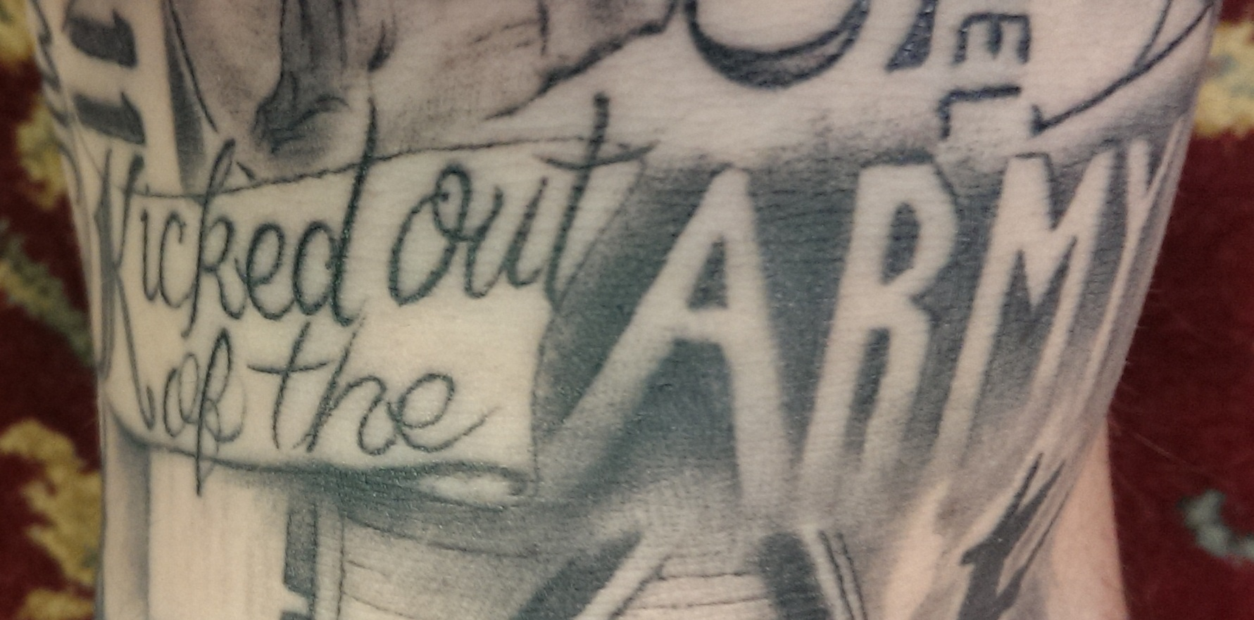 best army tattoo