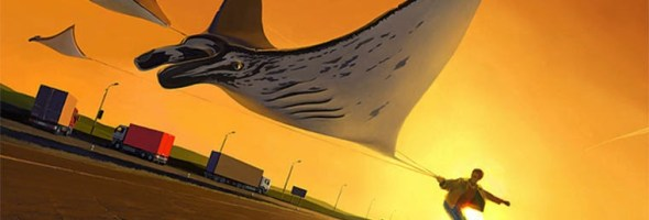 Surreal Fantasy Art by Alex Andreev