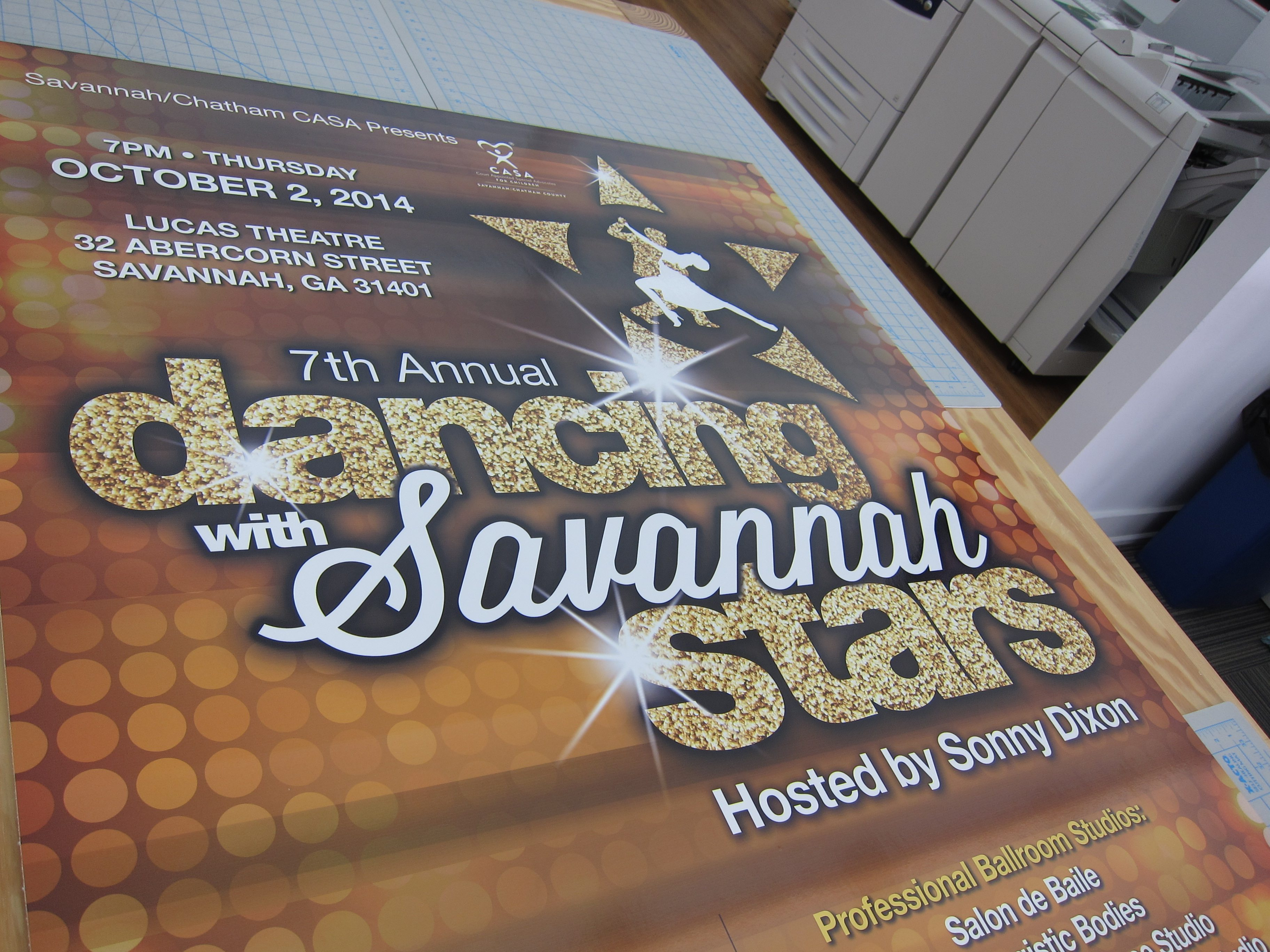 Posters | Dancing with Savannah Stars