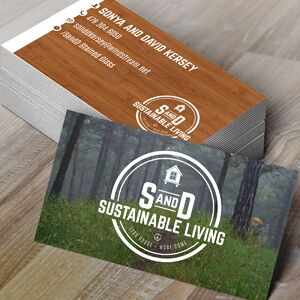 Business Cards | Sustainable Living