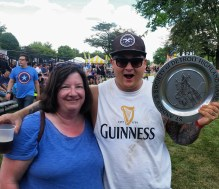 Matt Vincent Wins Detroit Highland Games