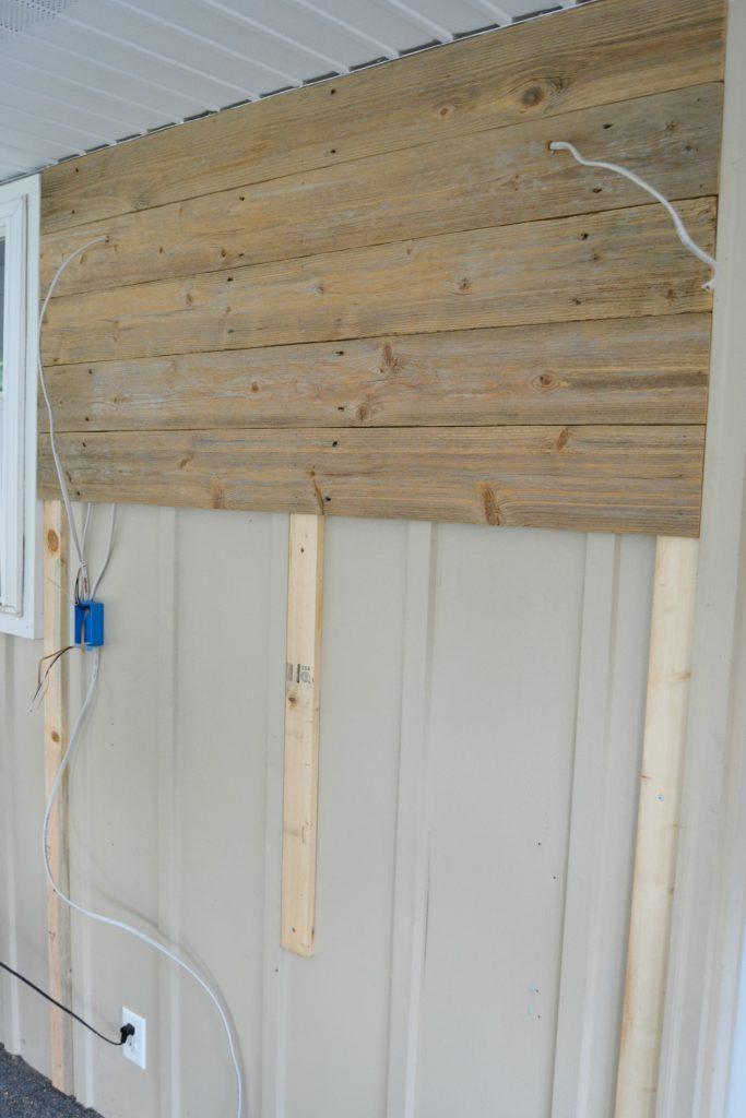 diy barn lighting for easy installation