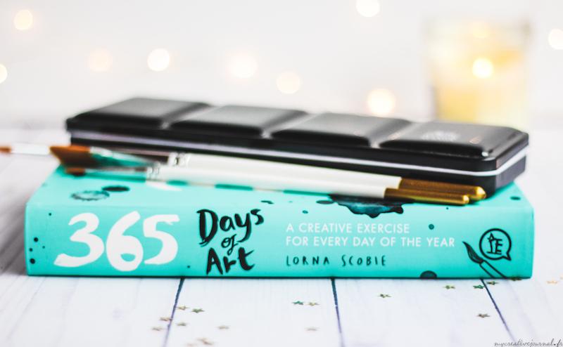 365 days of art livre creativite