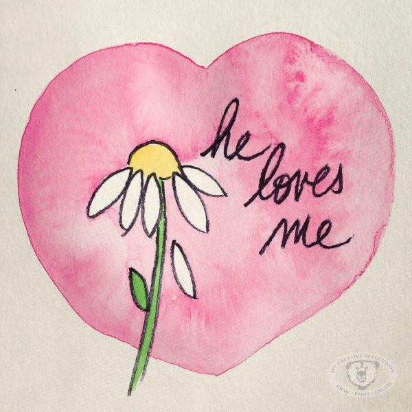 14 Days of Valentine's Day Art