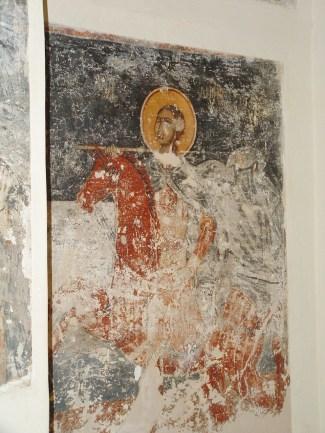 Icon of a Saint