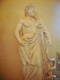 Aesclipius Greek God of medicine