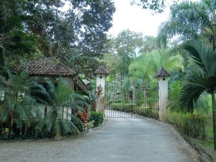 Rancho Manuel Antonio Entrance