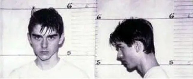 Barry Loukaitis Teen Killer Barry Loukaitis Teen Killer School Shooter