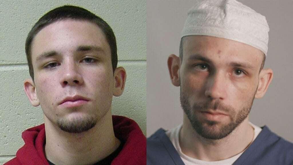 Timothy Chavers Teen Killer Timothy Chavers Teen Killer Murders Teenager