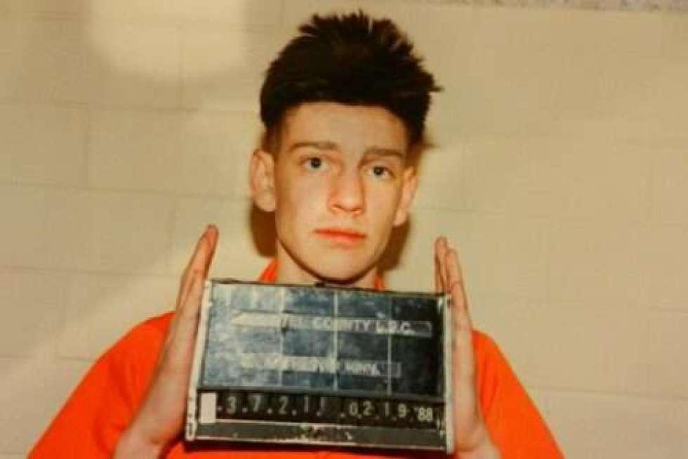 david brom teen killer photos