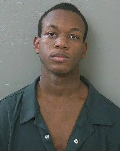 Antjuan Sanders Teen Killer Antjuan Sanders Teen Killer Murders Man During Robbery