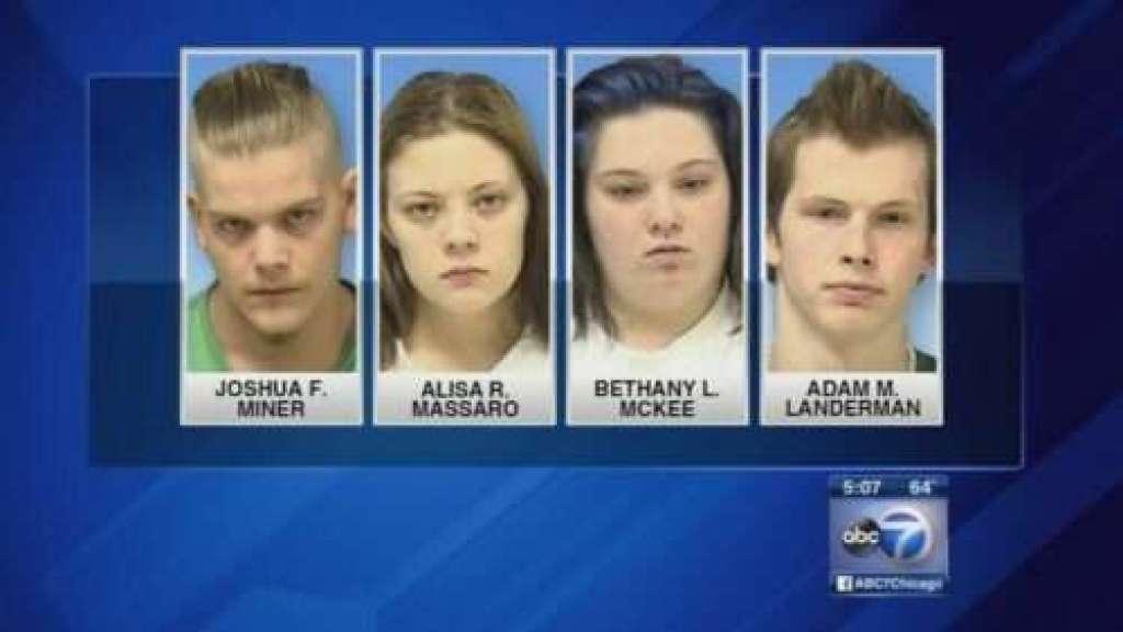 Bethany McKee Bethany McKee Teen Killer Murders 2 In Illinois