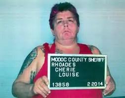 Cherie Lash-Rhoades Women On Death Row