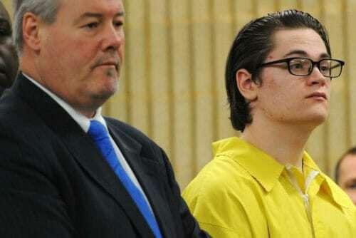 Christopher Plaskon Teen Killer