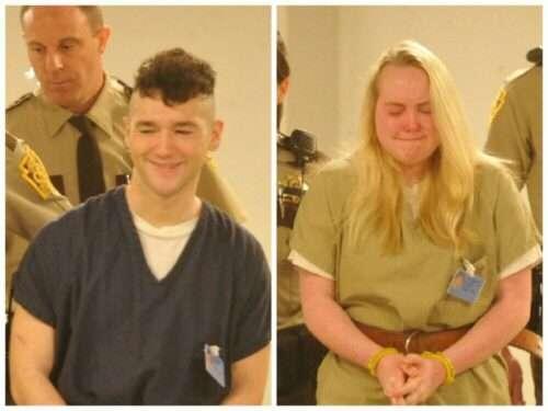 Jamie Silvonek Jamie Silvonek Teen Killer Murders Mother