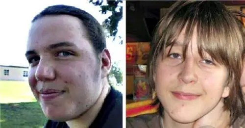 Kruse Wellwood And Cameron Moffat Teen Killers