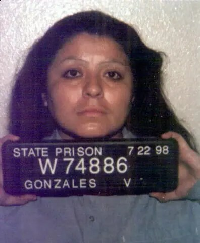 Veronica Gonzales Women On Death Row