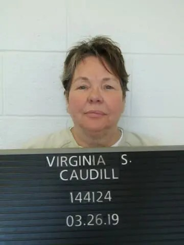 Virginia Caudill Women On Death Row