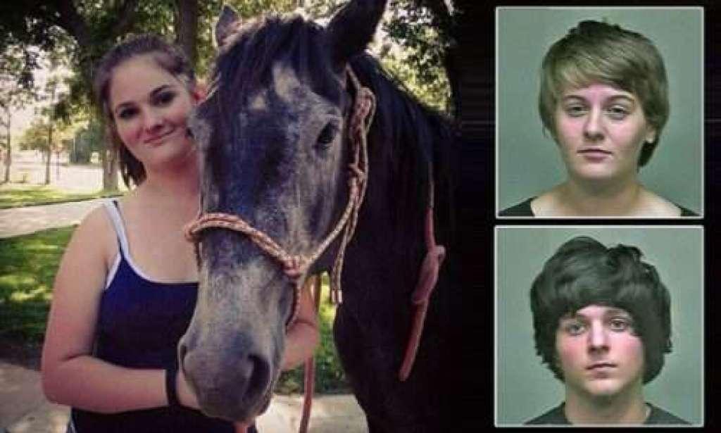 chloe thomas 1 Chloe Thomas Teen Killer Murders Teenage Girl