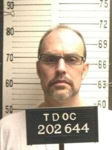 Lee Hall Tennessee execution photos