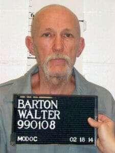 Walter Barton execution