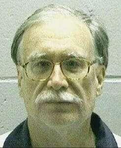 Gregory Lawler - Georgia execution photos