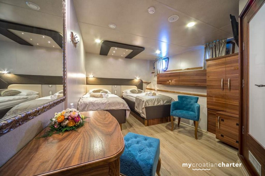 Image of CASABLANCA yacht #17