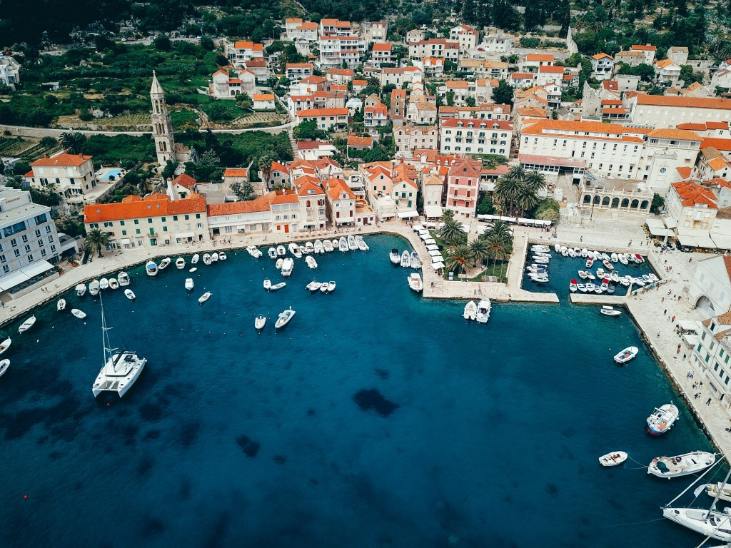 Split Yacht Charter to Hvar