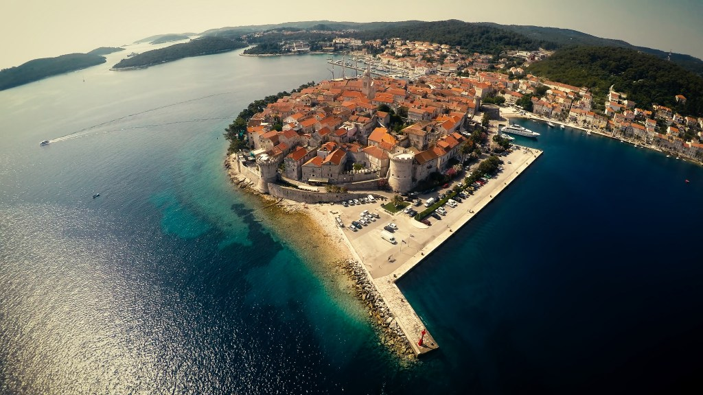 korcula_old_town