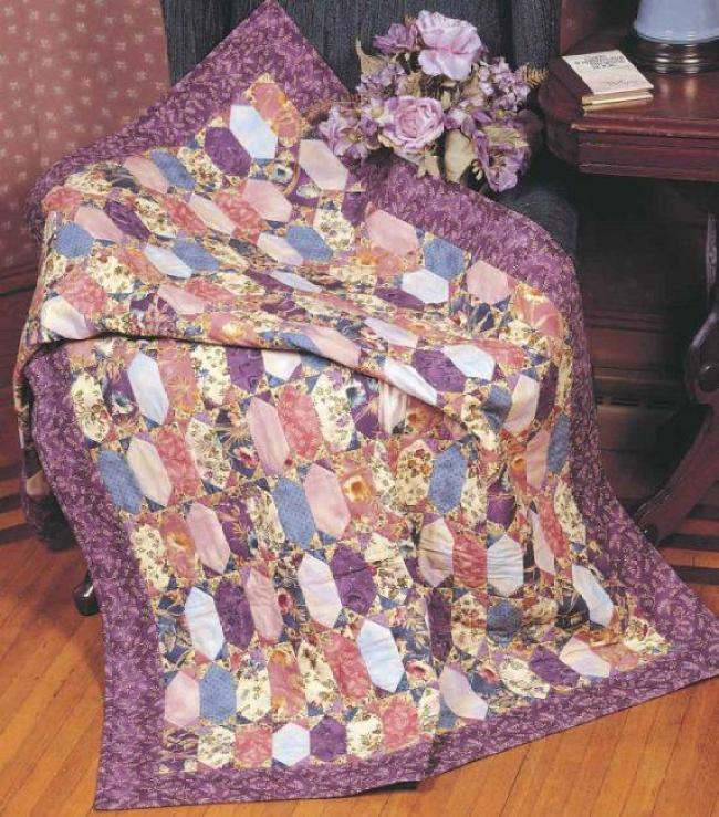 Quilt Bejeweled