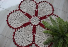 Imperial Crocheted Living Room Rug