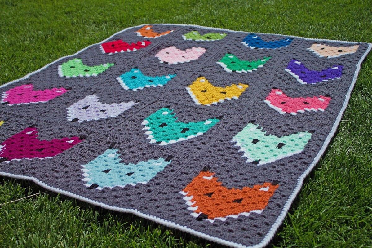 Basic & Standard Patterns for Boy Blanket Crochet 15 Adorable Crochet Ba Blanket Patterns