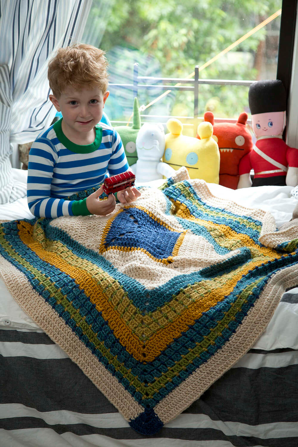 Basic & Standard Patterns for Boy Blanket Crochet Lion Brand Little Boy Blue Blanket Crochet Pattern Petals To Picots
