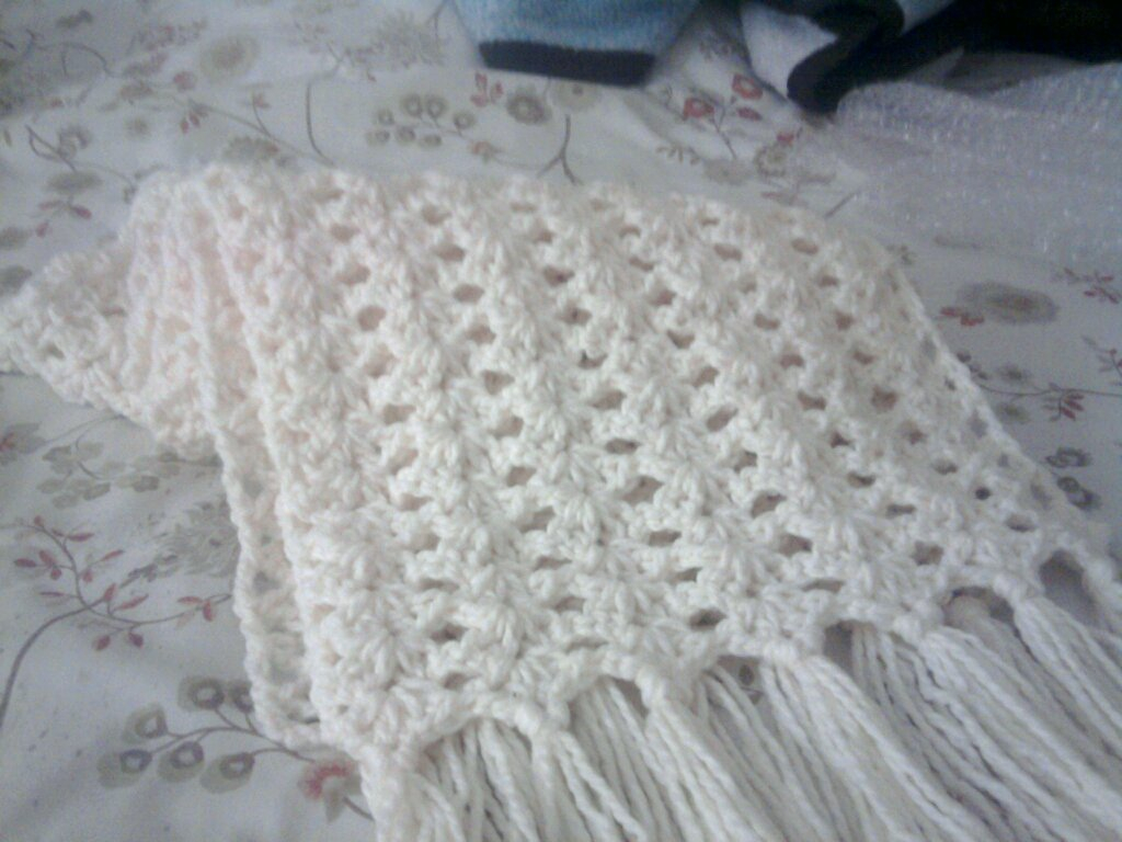 Best Products to Make with the Chunky Yarn Crochet Pattern Scarf Beautiful Nightmare