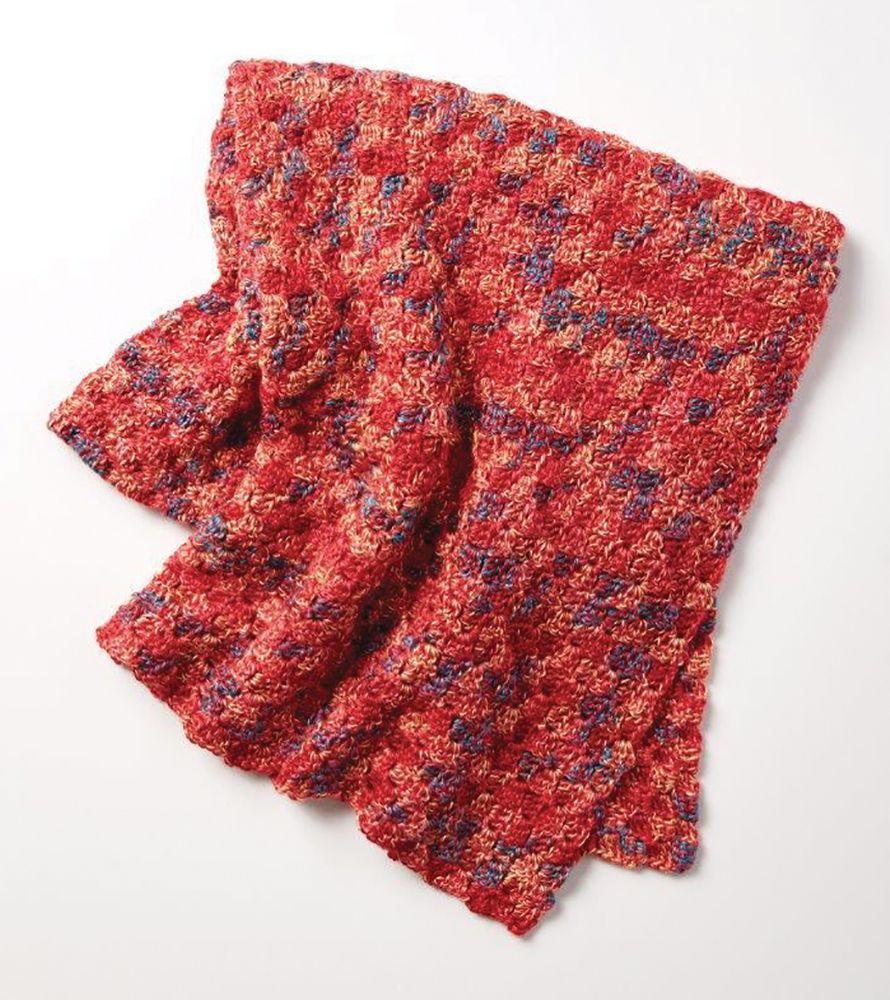 Blanket Crochet Pattern Free to Get You Warmer at Night Free Tumbling Blocks Ba Blanket Crochet Pattern