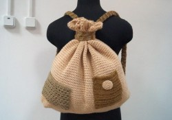 Crochet Backpack Pattern for You to Enjoy How To Make A Crochet Backpack Tips Patterns