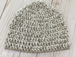 Crochet Beanie Pattern Easy Peasy 30 Minute Beanie Free Crochet Pattern