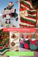 Crochet Patterns Fun Easy To Crochet Christmas Crochet Patterns For The Holidays