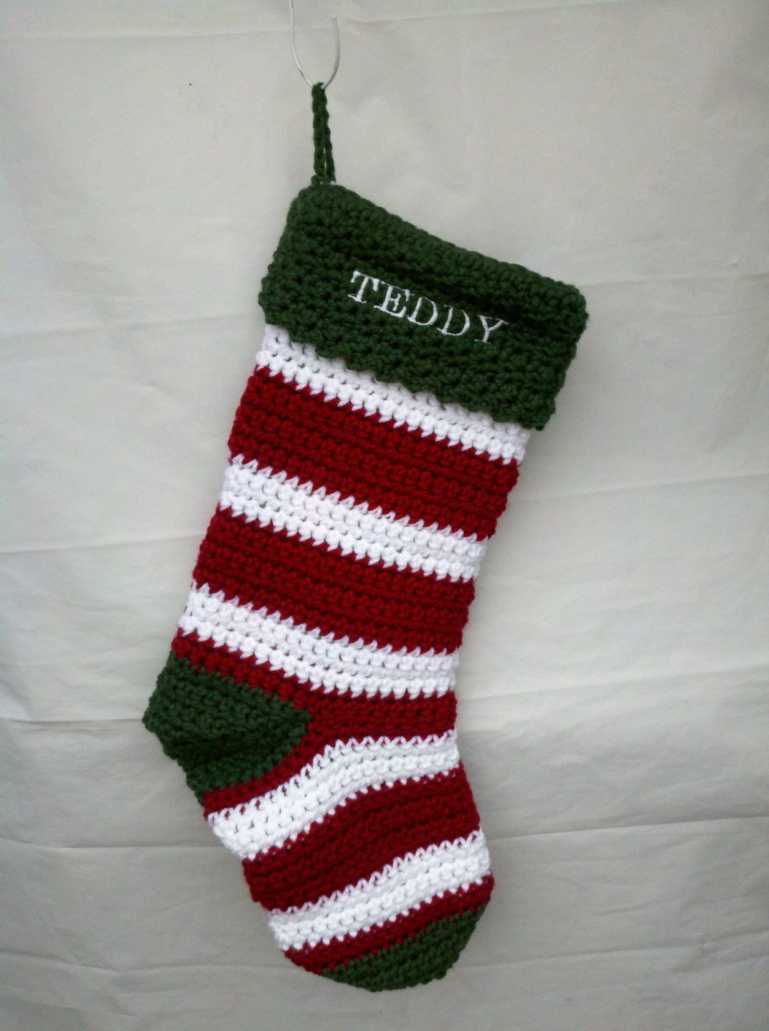 Crochet Stocking Pattern  40 All Free Crochet Christmas Stocking Patterns Patterns Hub