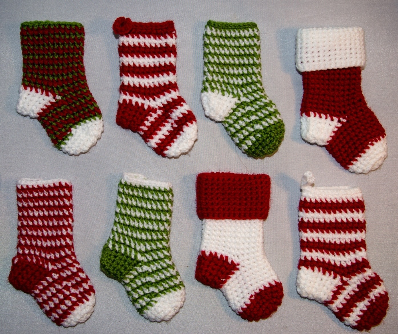 Crochet Stocking Pattern  Christmas Stocking Patterns Kawaiiblythe
