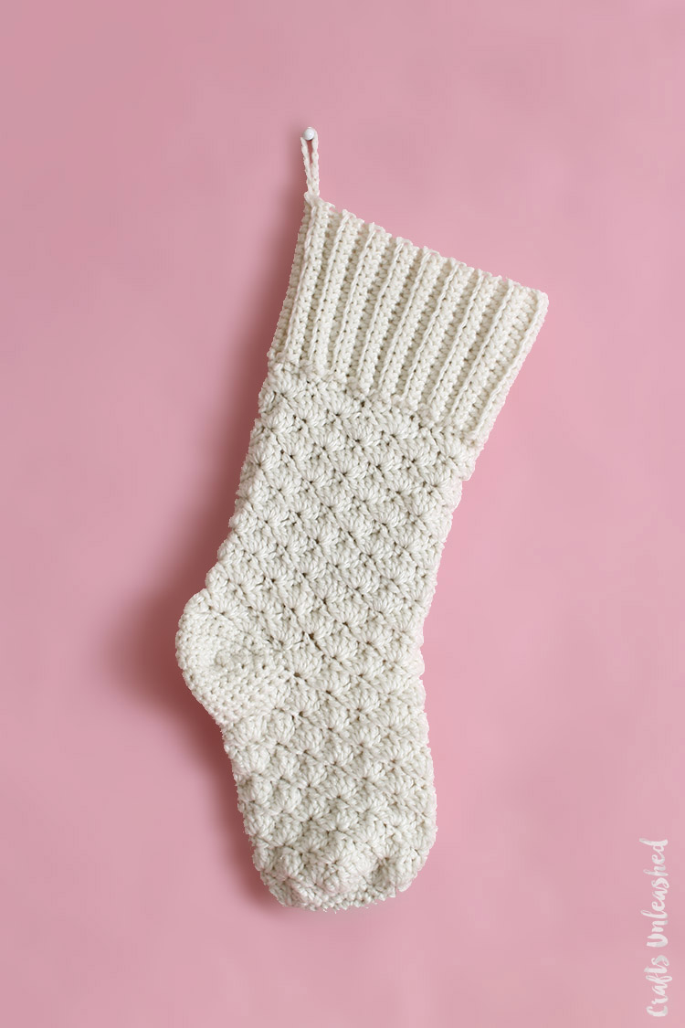 Crochet Stocking Pattern  Crochet Stocking Pattern Free Tutorial Consumer Crafts