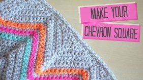 Crochet Zig Zag Pattern Crochet How To Get Straight Edges On Chevron Blanket Bella Coco