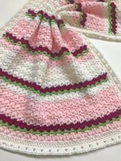 Easy Crochet Patterns Crochet Ba Blanket Pattern Ba Blanket Pattern Easy Etsy