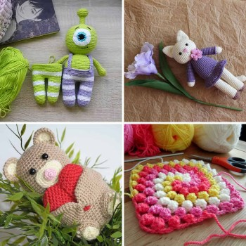 Easy Crochet Patterns How To Determine Your Crochet Skill Level Amigurumi Today
