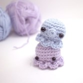 Easy Crochet Patterns Mini Octopus Crochet Pattern Crafts Pinterest Crochet Crochet