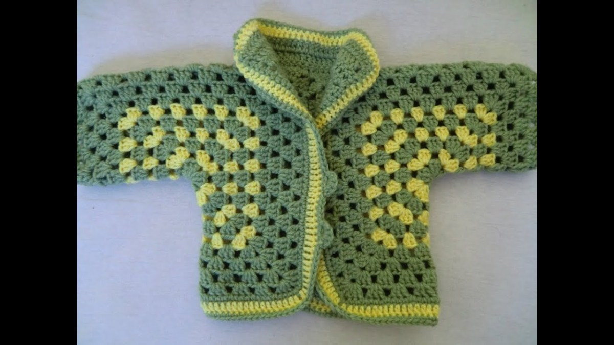 Free Crochet Jacket Pattern Designs for All Seasons Crochet Pattern Easy Crochet Jacket Youtube