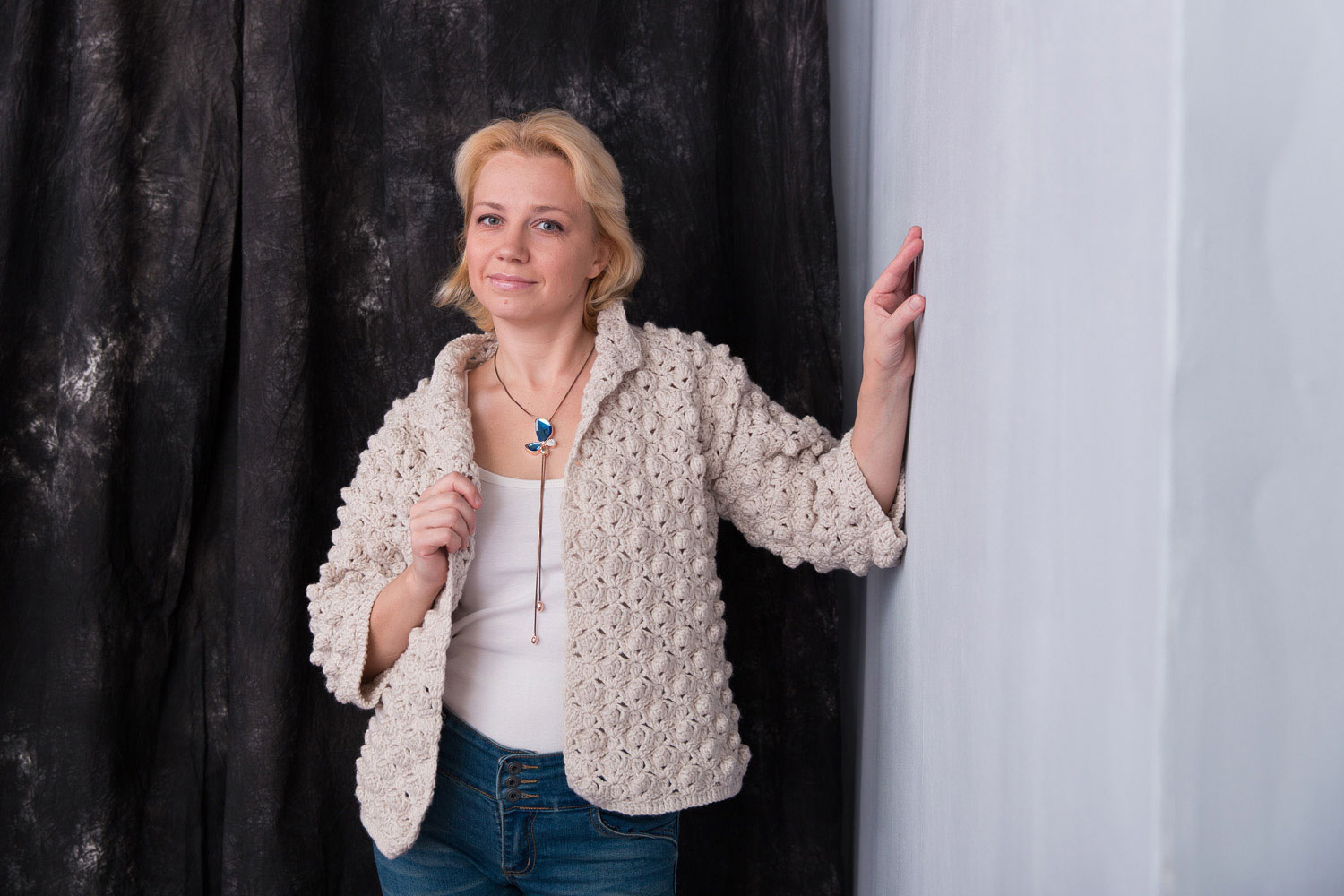Free Crochet Jacket Pattern Designs for All Seasons Warm Crochet Jacket Pattern