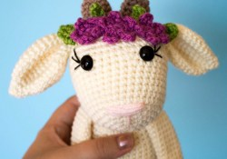 Free Crochet Patterns Newest Crochet Goat Pattern A Free Pattern And Tutorial