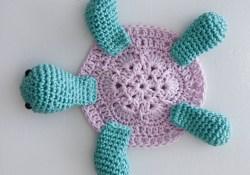 Free Patterns to Make Stylish Crochet Pin Cushions Crochet African Flower Pincushion Free Pattern Tina Turtle