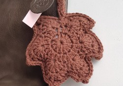 Inspirations to Crochet Fall Patterns Free Free Crochet Pattern Autumn Leaf Zusje Knus